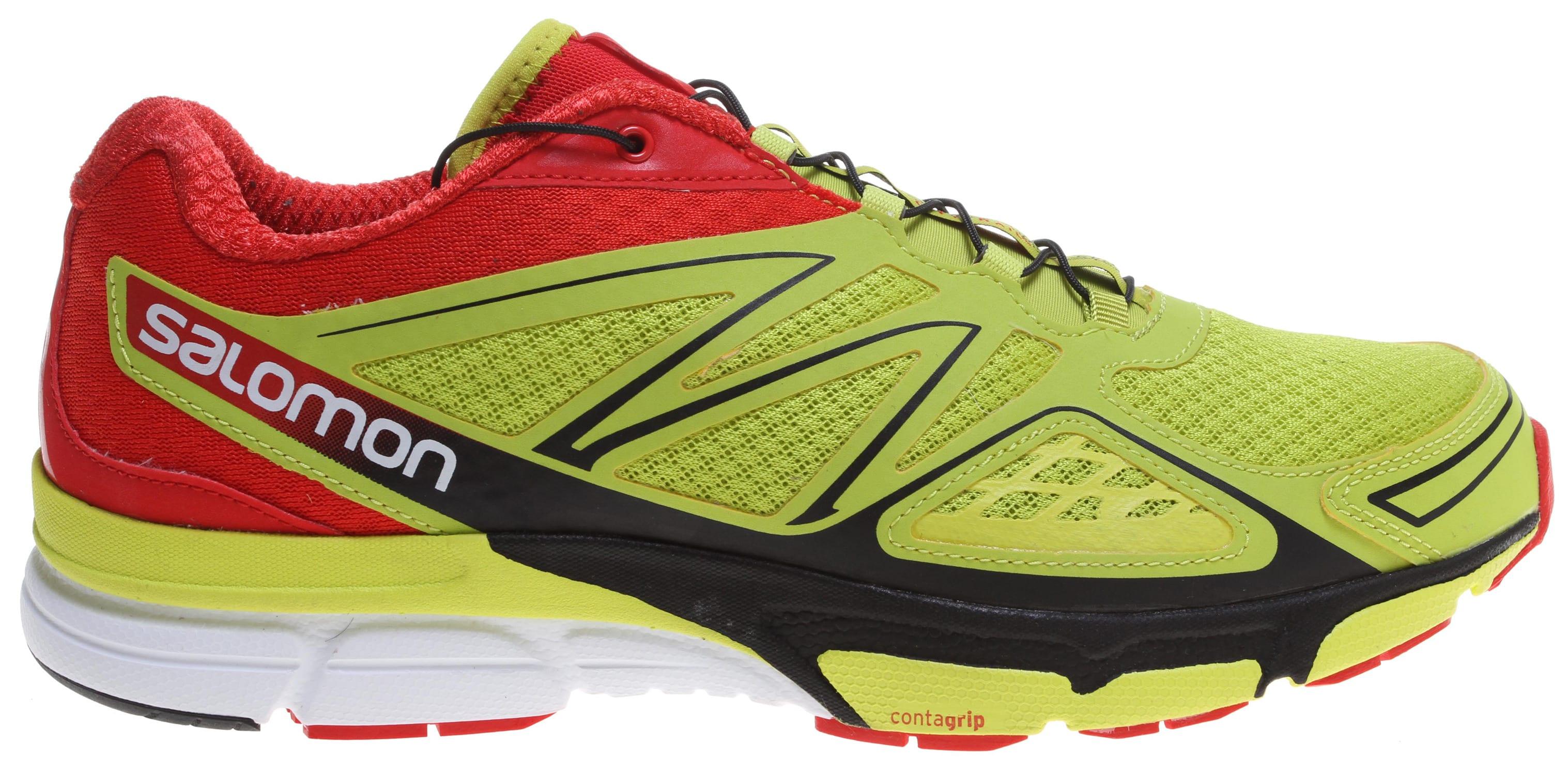 SALOMON X Scream 3D Mens Trail Running Shoe VNS7X5CVN