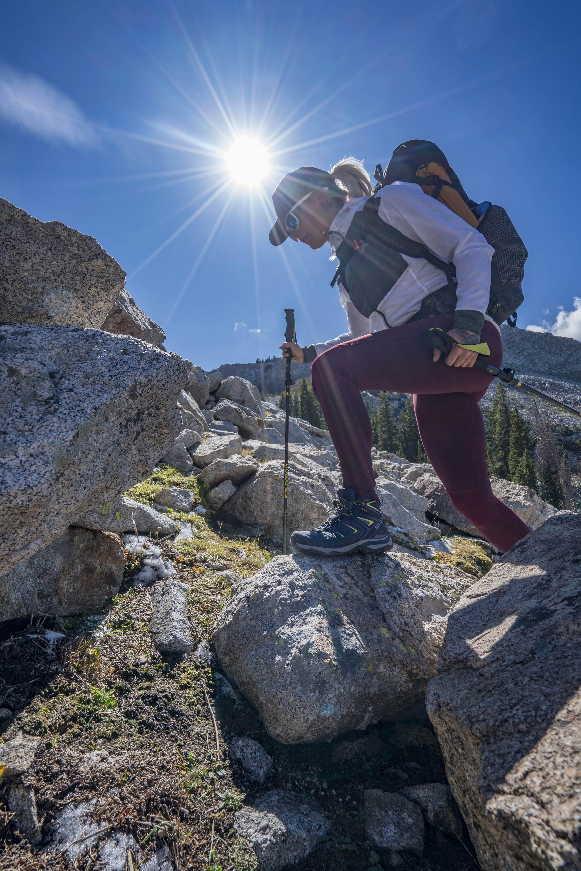 Salomon Icerocket Jacket Women's Ski Snowboardwinter M Acid