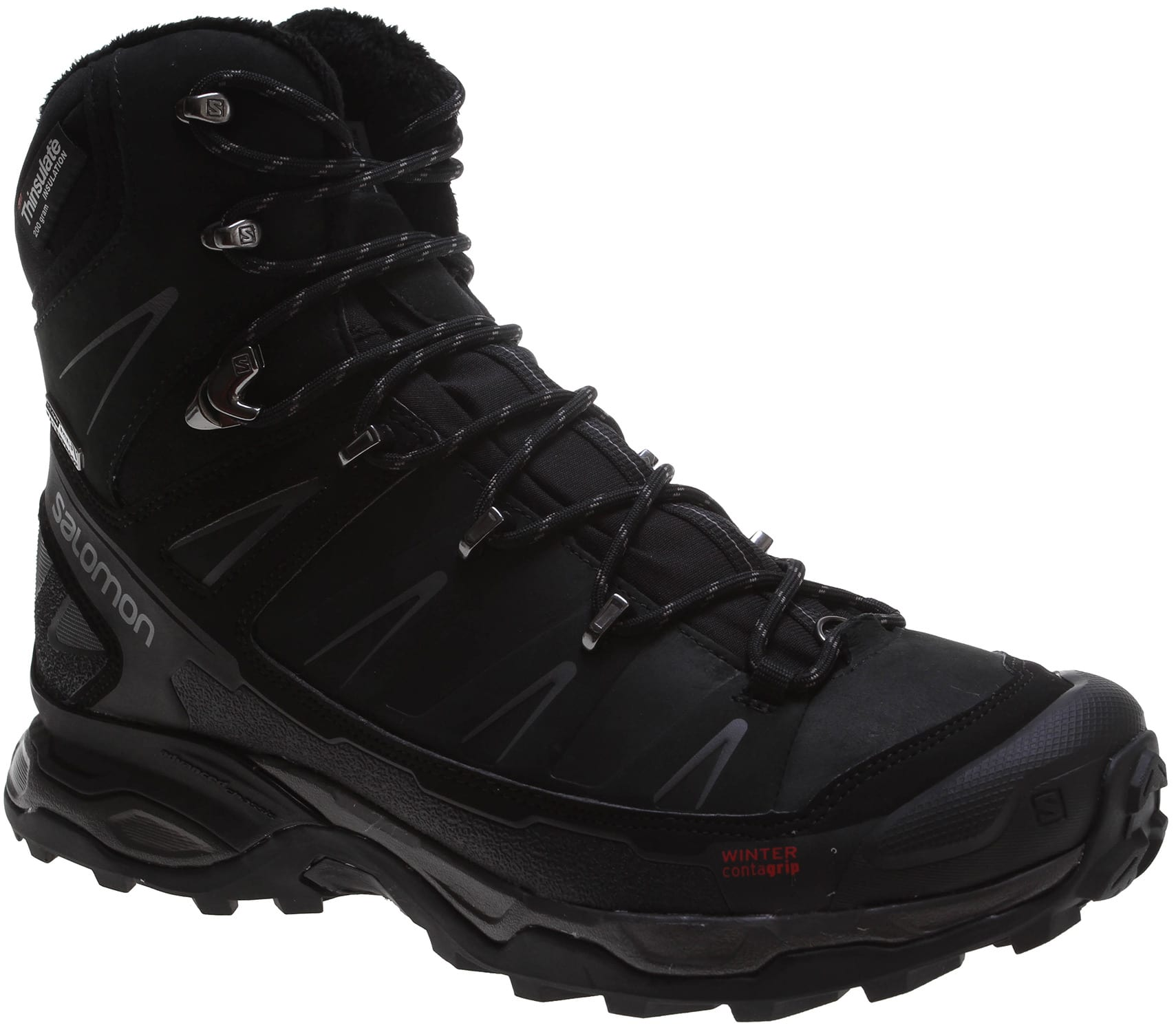 wholesale dealer b4a36 a47c6 Salomon X Ultra Winter CS WP Hiking Boots