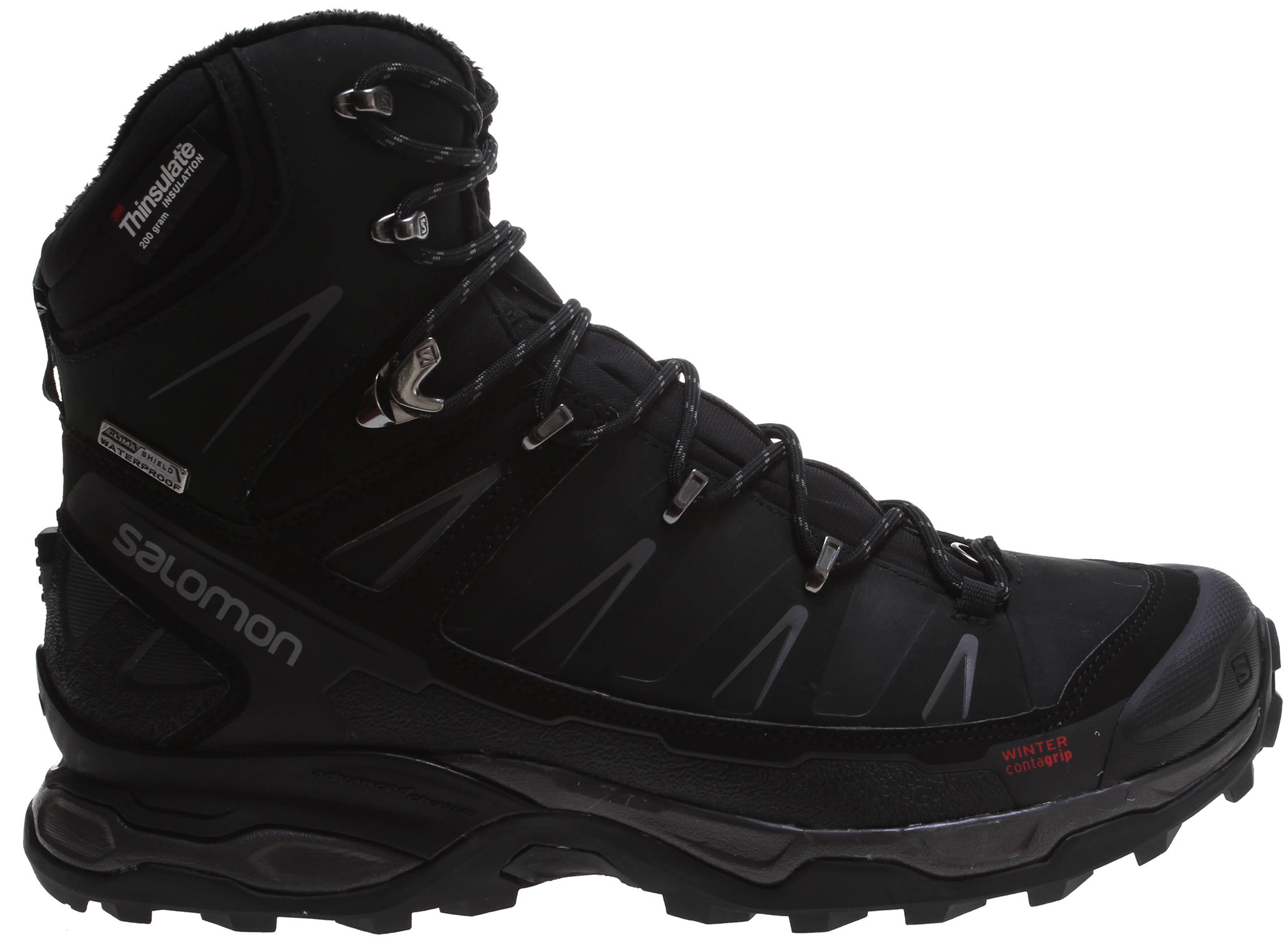 wholesale dealer 56fb1 bbb90 Salomon X Ultra Winter CS WP Hiking Boots