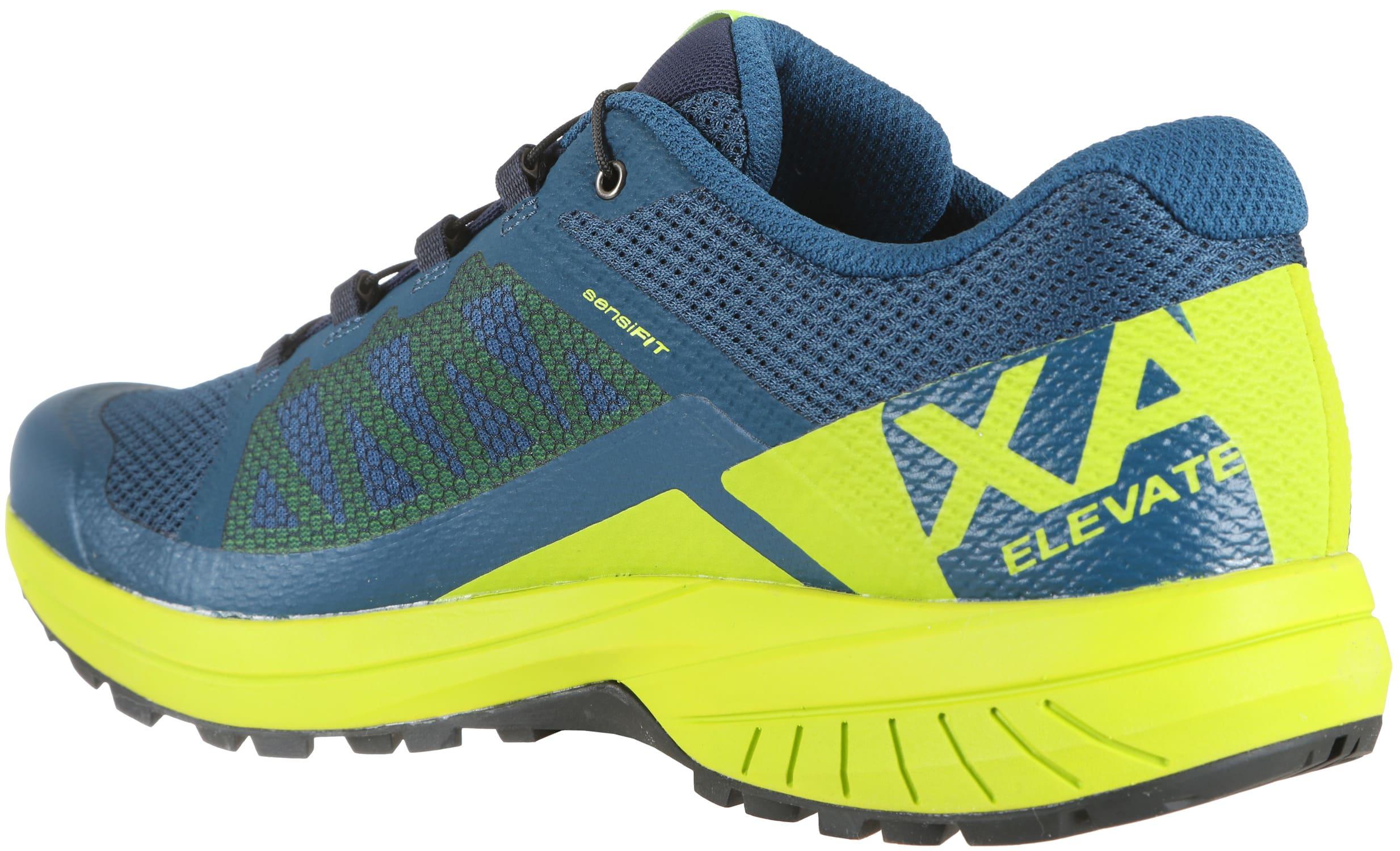 2d41b1498e45 Salomon XA Elevate Trail Running Shoes - thumbnail 3