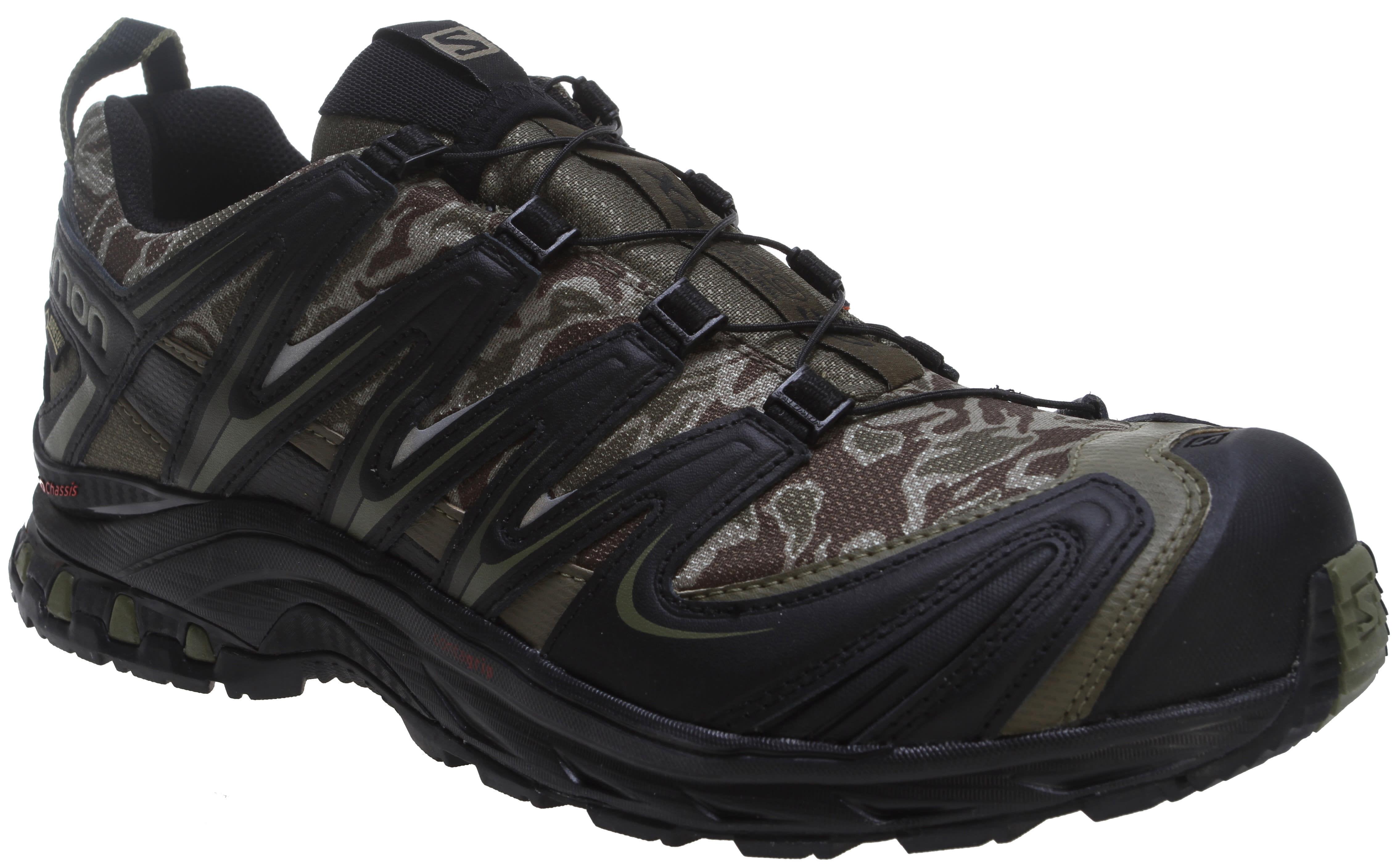 52d37a457f9 Salomon XA Pro 3D GTX Trail Running Shoes - thumbnail 2