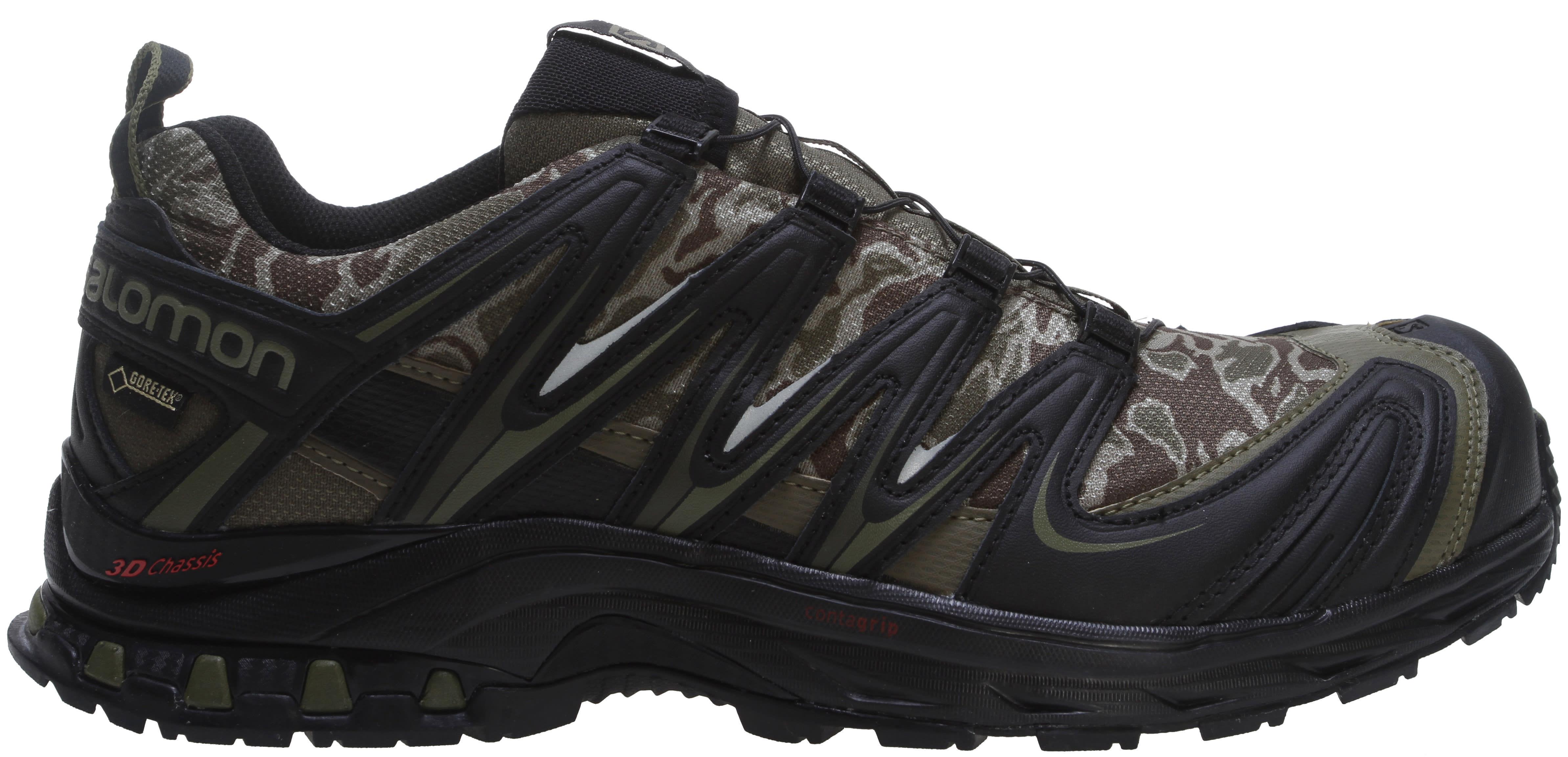 baf3e06abb20c Salomon XA Pro 3D GTX Trail Running Shoes - thumbnail 1