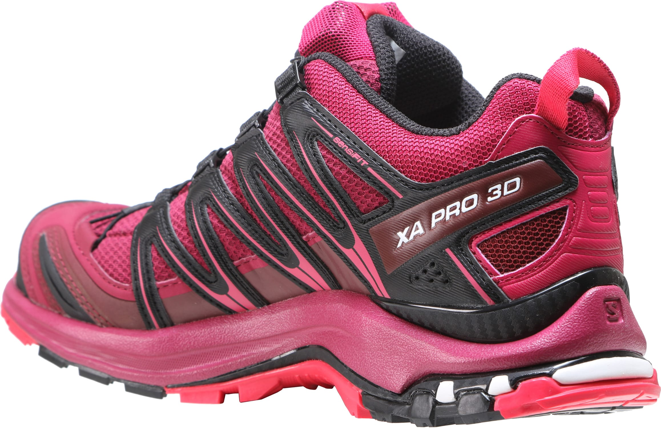 Salomon Wide Fit Shoes Womens