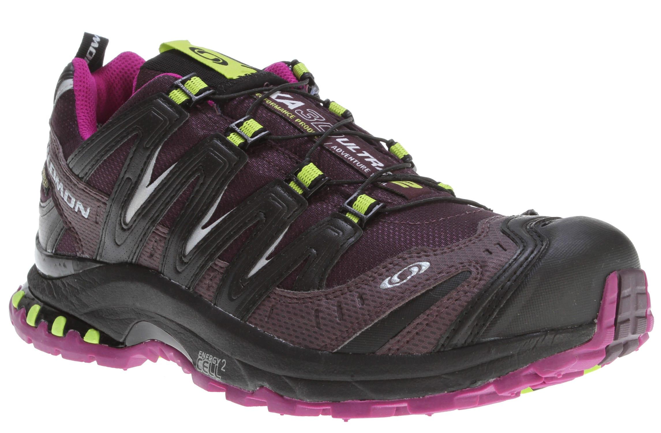 salomon xa pro 3d ultra 2 gtx trail running shoes womens. Black Bedroom Furniture Sets. Home Design Ideas