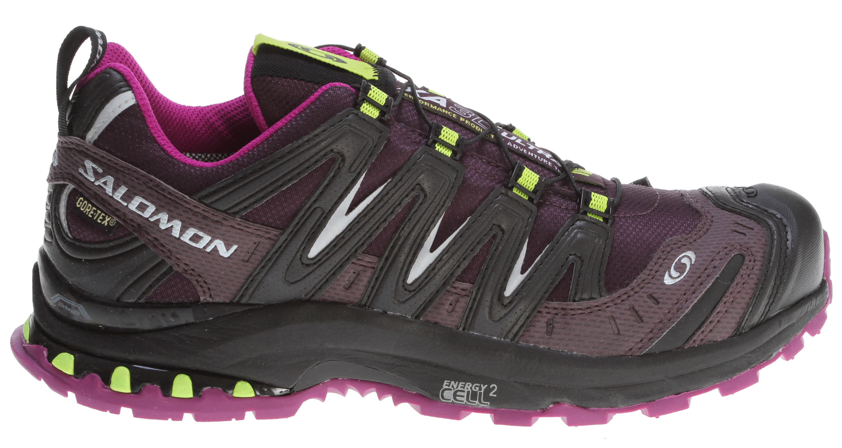 Salomon Shoes Womens Trail