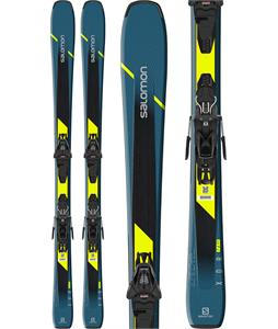 Salomon XDR 76 ST C Skis w/ L10 GW Bindings
