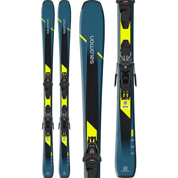 Salomon XDR 76 ST C Skis w L10 GW Bindings 2020