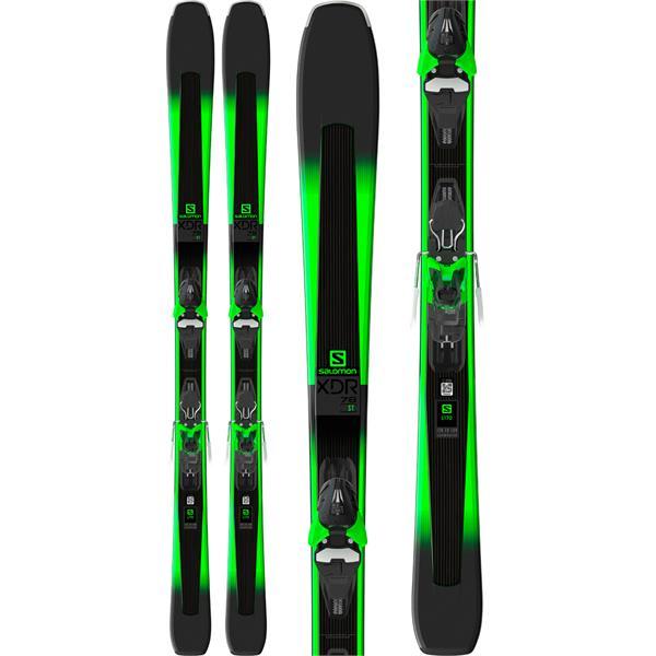 Salomon XDR 78 ST Skis + Mercury 11 Bindings 2018