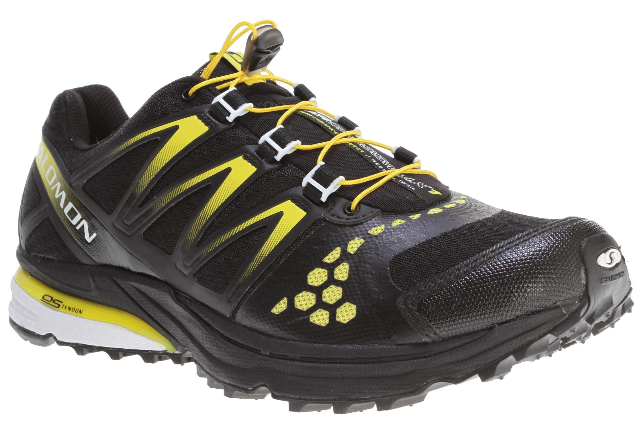 Salomon Trail Running Shoes Warranty