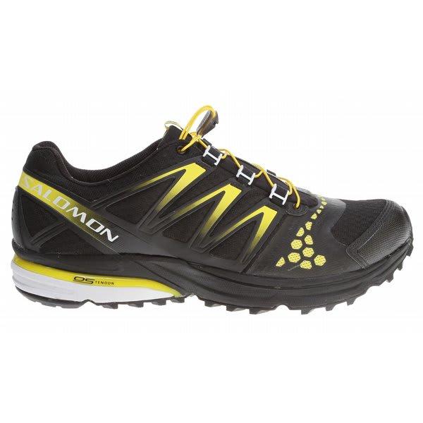 Salomon Xr Crossmax Neutral Hiking Shoes Black / Canary Yellow / Cane U.S.A. & Canada
