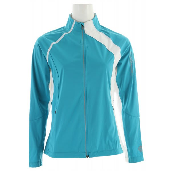 Salomon Xt Softshell Jacket Bay Blue / White / Wht U.S.A. & Canada