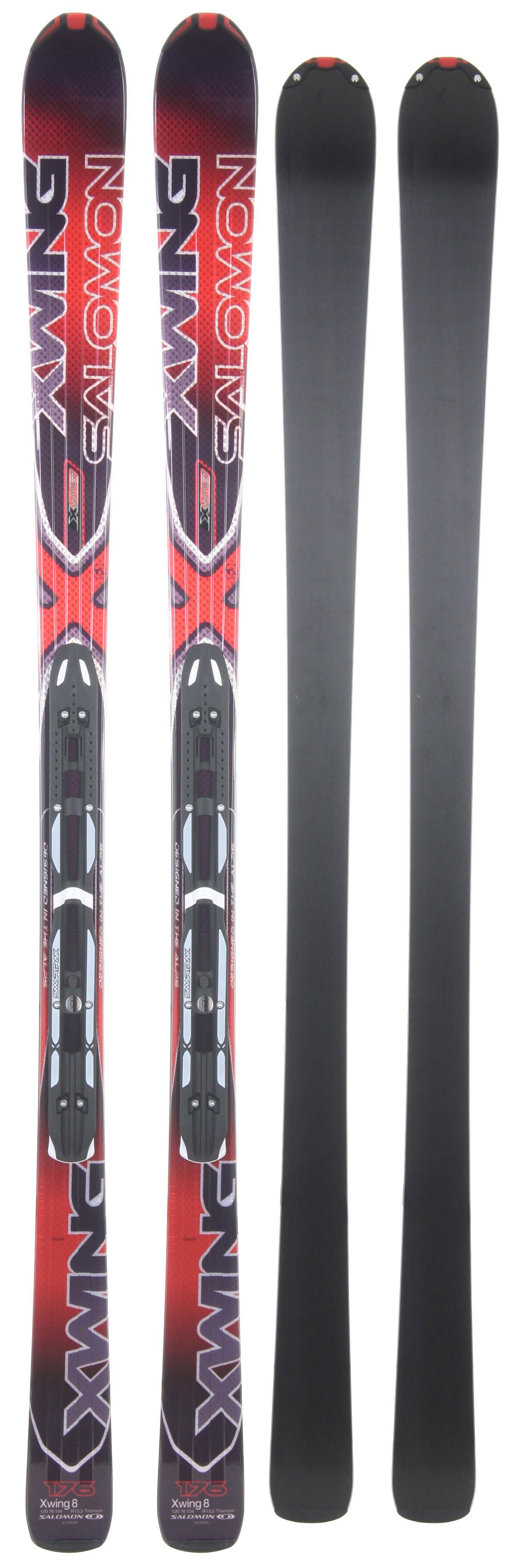 352641d0f000 Salomon X Wing 8 Skis w  711 Bindings - thumbnail 1