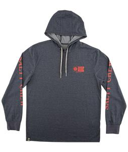 Salty Crew Alpha Refuge Hooded L/S Rashguard