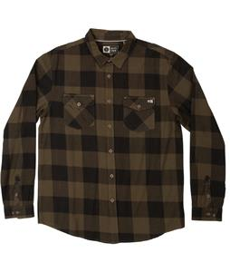 Salty Crew Buffer Flannel