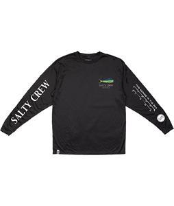 2a51eb92f4abd2 Salty Crew Bull L S Tech T-Shirt
