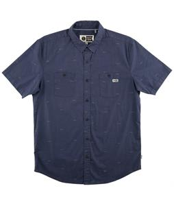 Salty Crew Fish Pin Woven Shirt