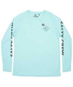 Salty Crew Hotwire Pinnacle Raglan Rashguard