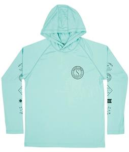 Salty Crew Palomar Pinnacle Hooded Tech L/S Rashguard