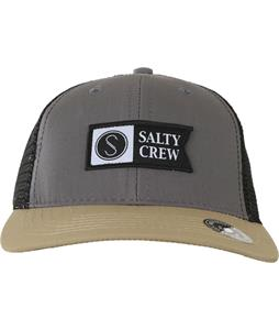 Salty Crew Pinnacle Retro Trucker Cap