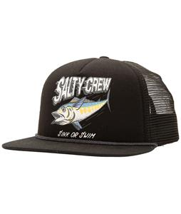 Salty Crew Skipper Foam Trucker Cap