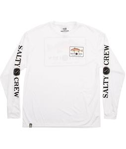 Salty Crew Spot Tail Tech L/S Shirt