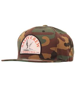 Salty Crew Tern Bird Patched Cap