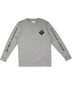b848e6a8000b0 Salty Crew Tippet Camo Tech L S T-Shirt
