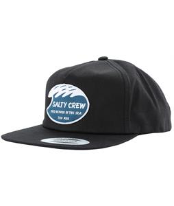 Salty Crew White Wash 5 Panel Cap