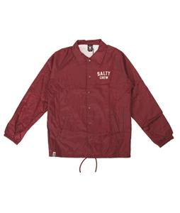 Salty Crew Club Coaches Jacket