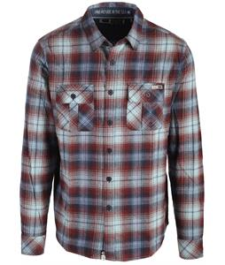 Salty Crew Jib Flannel