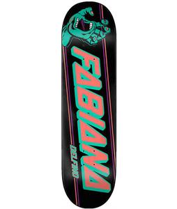 Santa Cruz Fabiana Strip Skateboard Deck