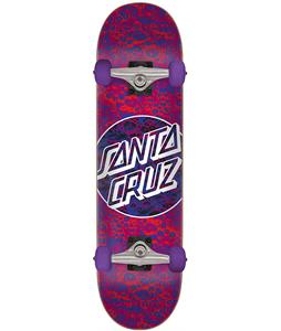 Santa Cruz Foam Dot Skateboard Complete