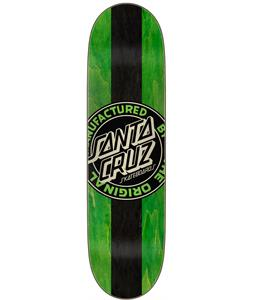Santa Cruz MFG Dot Boats Skateboard Deck