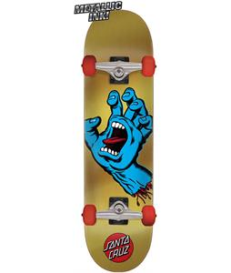 Santa Cruz Screaming Hand Skateboard Complete