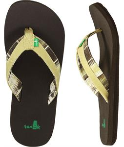 Sanuk Beer Cozy Light Funk Sandals