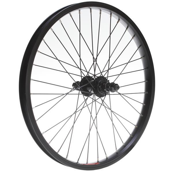 Sapient Rear Wheel #12 Bmx Bike Tire 12Mm Axle U.S.A. & Canada