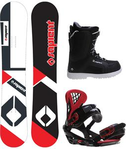 Sapient Team Snowboard Package
