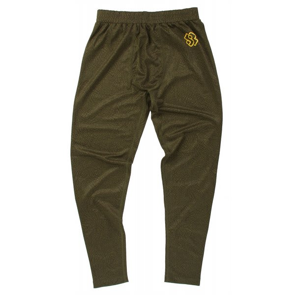Special Blend alahari First Layer Pants Burnt Olive Crkl U.S.A. & Canada