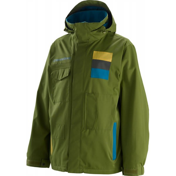 Special Blend Local Snowboard Jacket U.S.A. & Canada