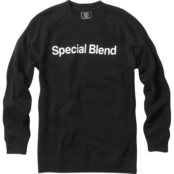 Special Blend Model Sweatshirt Blackout U.S.A. & Canada