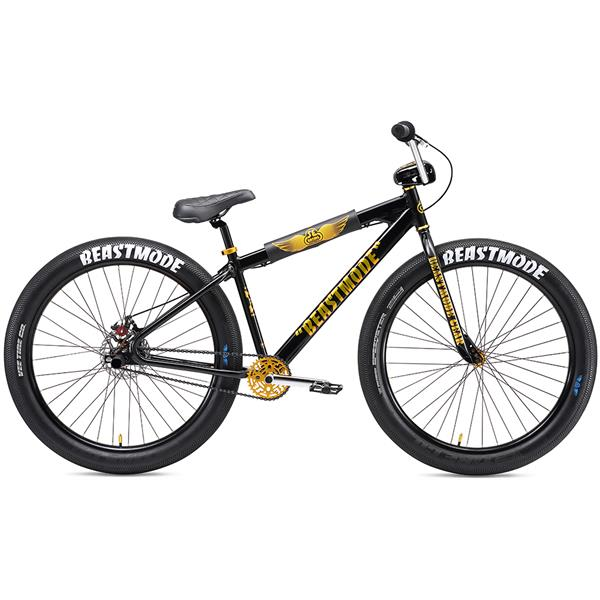 SE Beast Mode Ripper 27 5+ BMX Bike