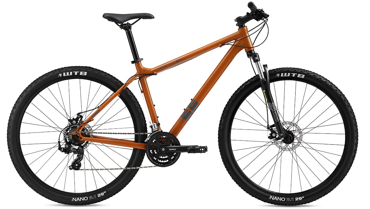SE Big Mountain 29 2.0 Bike qsebm29217odg16zz-se-bikes