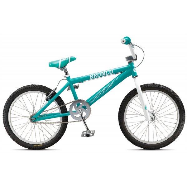 Se Bronco Race Bike Aqua Green 20In U.S.A. & Canada