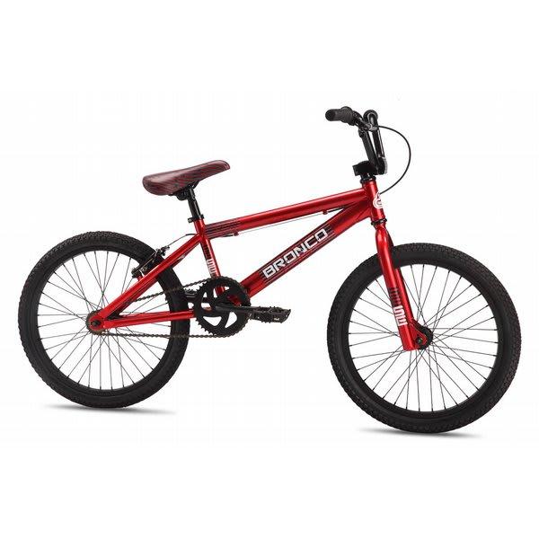 Se Bronco Bmx Bike Red 20In U.S.A. & Canada