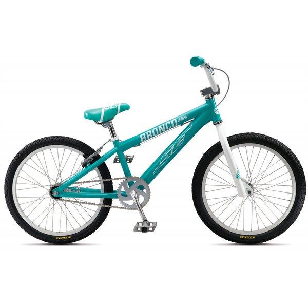 Se Bronco Mini Youth Race Bike Aqua Green 20In U.S.A. & Canada