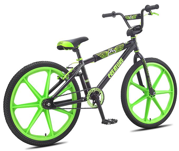 On Sale SE Creature 24 BMX Bike up to 45% off