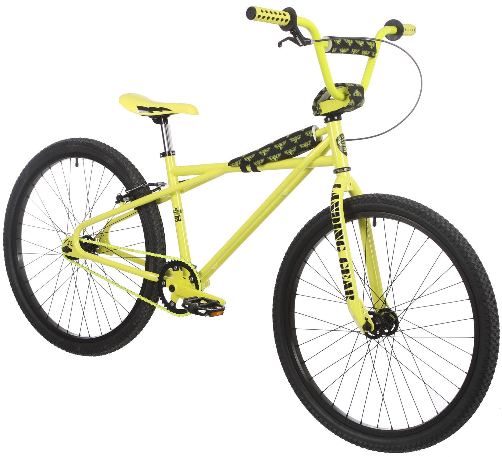 On Sale Se X Dc Quadangle Bike Up To 75 Off