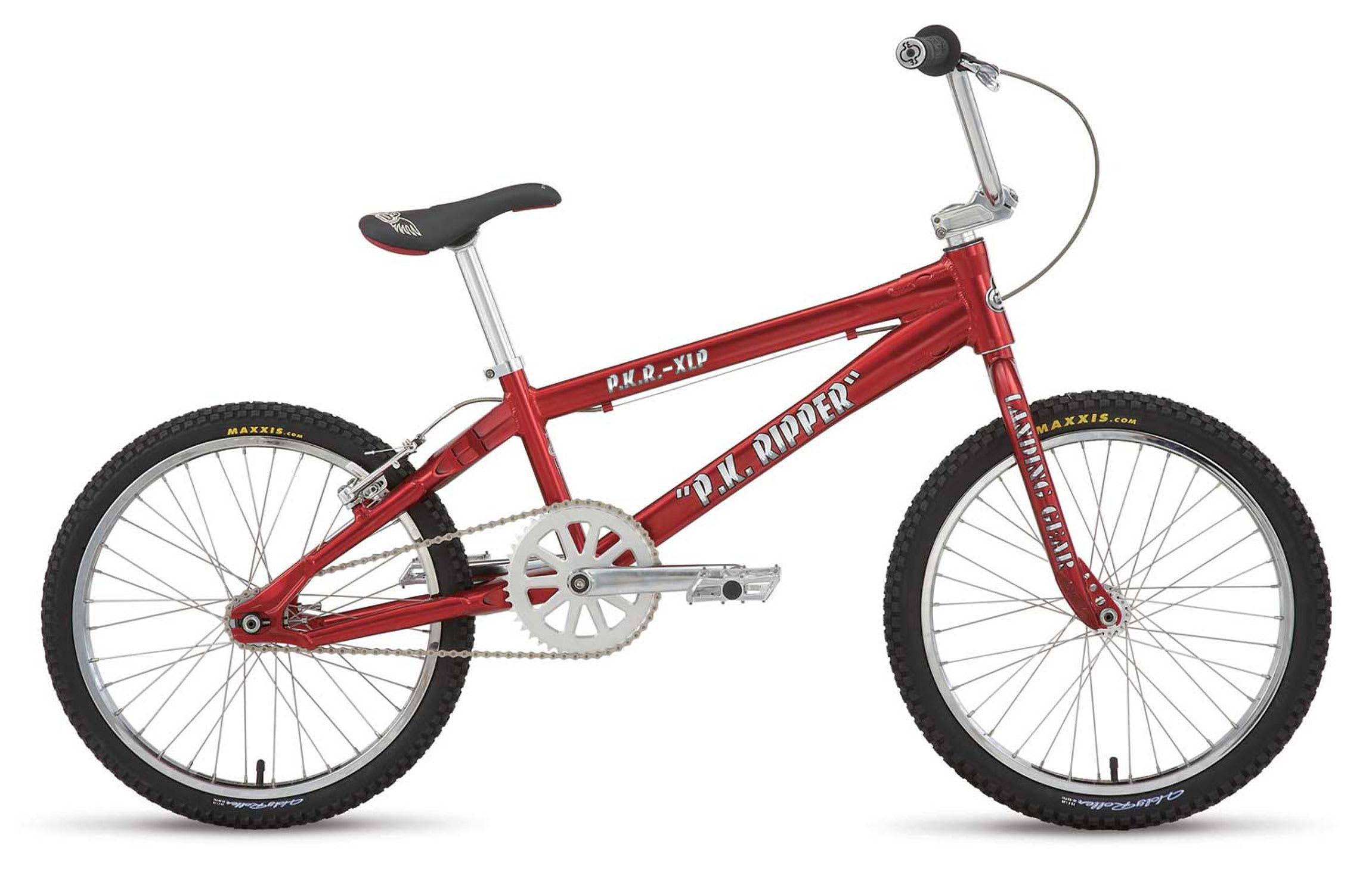 Dirt Bike Ramp >> SE PK Ripper Team XLP BMX Race Bike