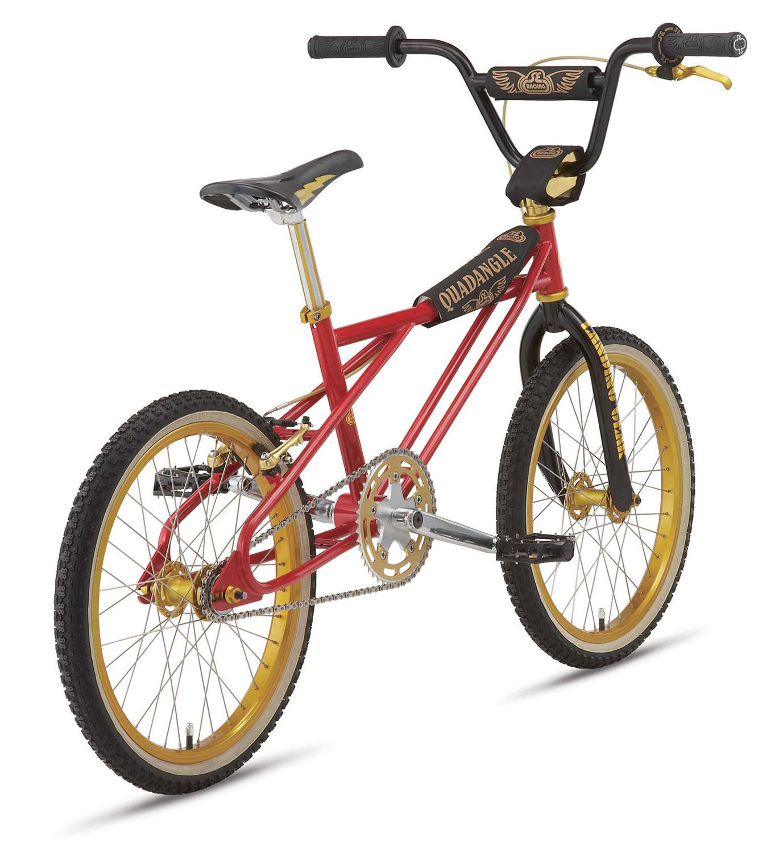 Se 20 Quadangle Looptail Freestyle Bike